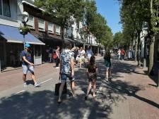 Domburgs plan voor spreiding strandbezoekers haalt  het niet