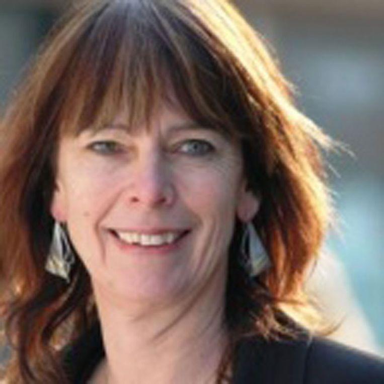 Margriet van Tulder Fractievoorzitter van GroenLinks in Limburg en mede-directeur van educatiecentrum Ithaka Beeld