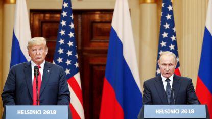 Grapjas zet portret van Poetin waar er een van Trump zou moeten hangen, maar daar wil niemand voor betalen