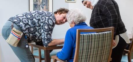 Veluwenaren met uitkering opgeleid voor de zorg