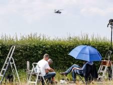 Vliegende gasten zorgen voor drukte in de lucht bij vliegbasis Gilze-Rijen