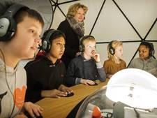 Spelenderwijs kennismaken met wetenschap en techniek in paviljoen Shell in Helmond