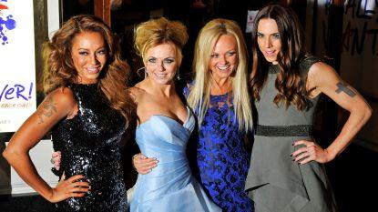 Voor het eerst sinds 2012 weer samen: Spice Girls trappen reünietournee af