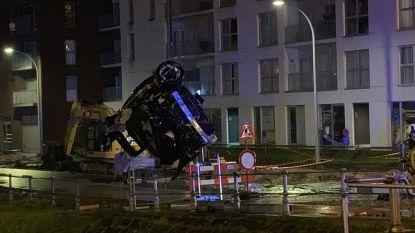 Wagen belandt in Damse Vaart: 28-jarige Bruggeling overleden