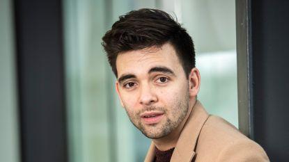 """VIDEO. Mathias Vergels wil doorbreken met zijn nieuwe single: """"Ik wil meer zijn dan enkel Lowieke uit 'Thuis'"""""""
