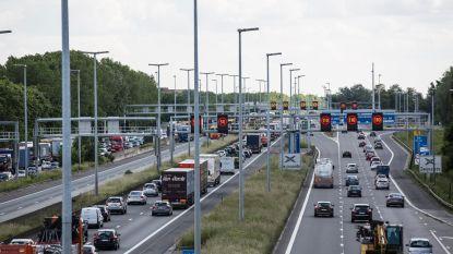 Komende weken hinder op E40 door werken tussen Zwijnaarde en Sint-Denijs-Westrem