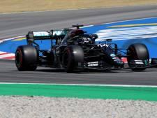 Hamilton décroche la pole au Grand Prix d'Espagne