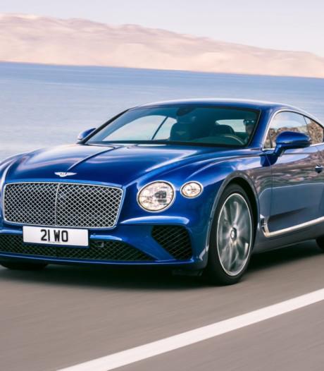 Bentley Continental GT: bovengrondse Hyperloop