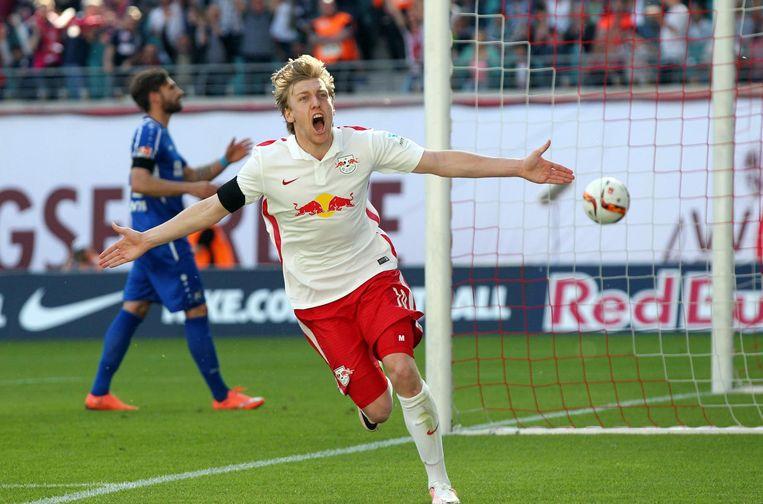 RB Leipzig bedreigt de hegemonie van Bayern München in de Duitse Bundesliga Beeld Red Bull Mediahouse