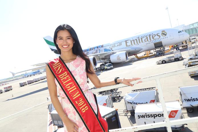 """Angeline Flor Pua: """"Je rêve toujours de devenir pilote chez Emirates"""""""