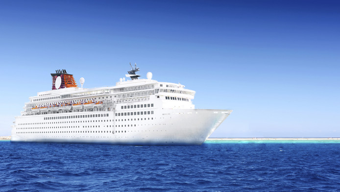 Een Britse vrouw heeft de Rotterdamse cruisemaatschappij Holland Amerika Lijn (HAL) voor ruim een ton belazerd.
