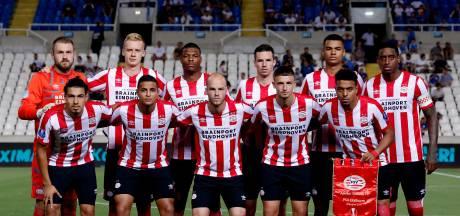 PSV laat ook aanvoerders van jeugdteams met regenboogband spelen