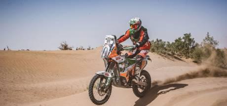 Smits laat Patrao uitlopen in zesde etappe