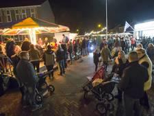 Markt voor kerst blijft op vrijdag in Vroomshoop