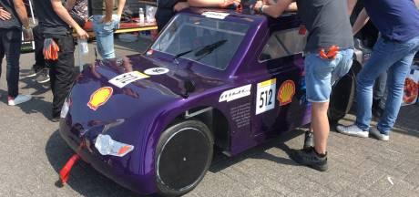 Zuinigheid troef voor racers: op één liter diesel van Oss naar Osnabrück