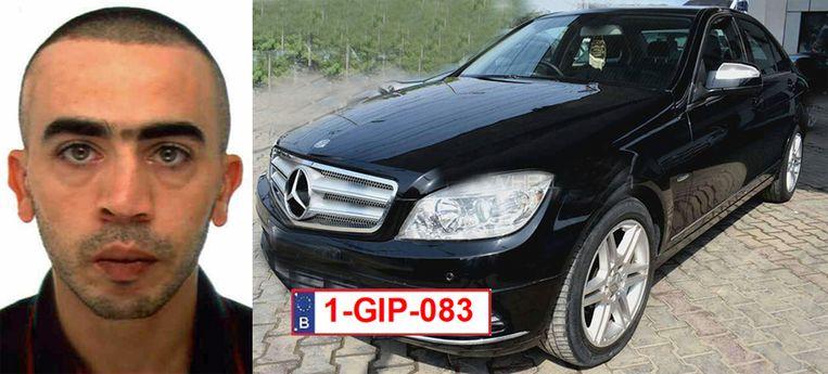 Mohamed Harrouchy verdween op 9 december in Schaarbeek.