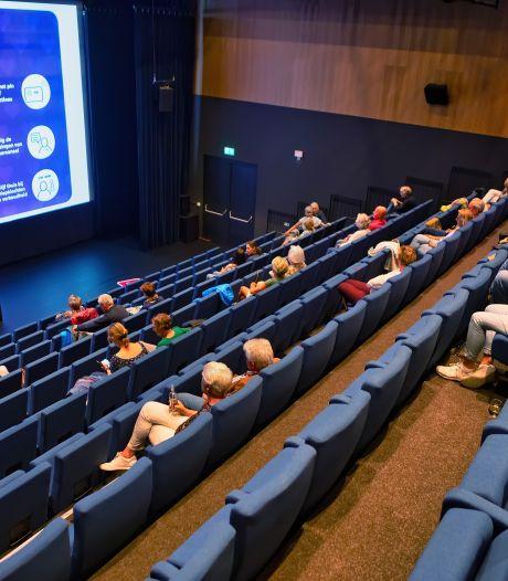 Theater de Bussel in Oosterhout weer open: 'Ik zou in maart al gaan'