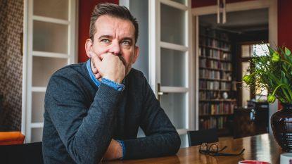 Antwerpen lauwert jeugdauteur Bart Moeyaert