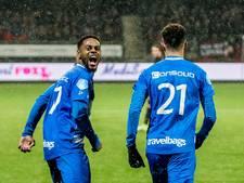 PEC Zwolle wil 'klein contract' van spits Ondaan opwaarderen