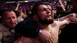 """""""In de jungle is er maar één koning"""": Russische kolos Khabib aast na triomf tegen McGregor op gevecht met Mayweather"""