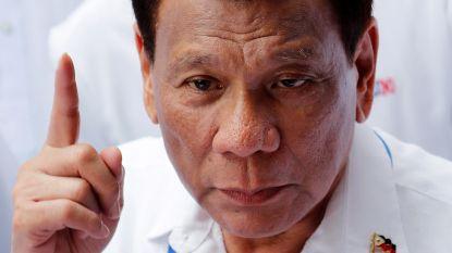 """Filipijnse president flikt het weer: """"Zolang er mooie vrouwen zijn zullen er ook veel verkrachtingen gebeuren"""""""