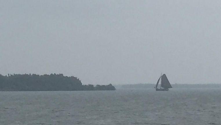 Het stille Ketelmeer Beeld