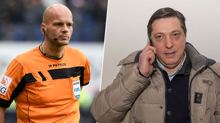 Links: Sébastien Delferière, rechts: Dejan Veljkovic.