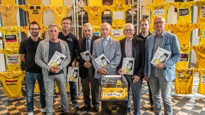 KOERS brengt hulde aan Eddy Merckx: Wielermuseum stelt 51 gele truien van 51 renners tentoon