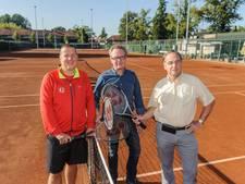 Leden Hercules Hengelo kunnen straks hele jaar door tennissen