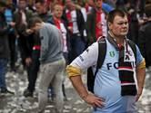 Verbijstering na verlies Feyenoord