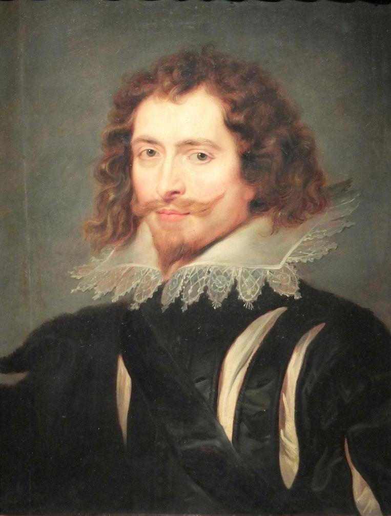 George Villiers door Peter Paul Rubens. Beeld Siren-Com/Wikimedia