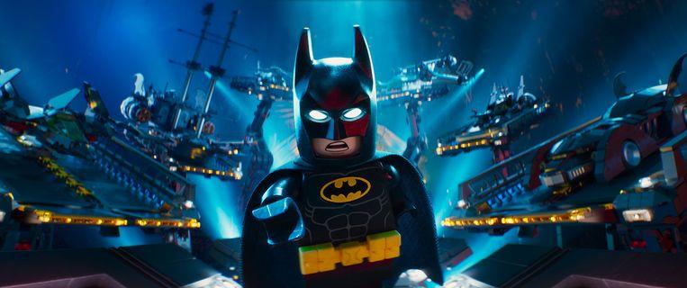 Will Arnett is de stem van Batman in 'The LEGO Batman Movie'.