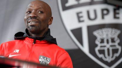 """Claude Makelele kwam, zag en redde Eupen: """"Niet iedereen is zoals Zidane"""""""