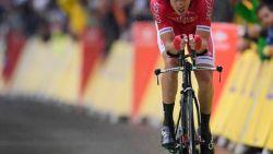 Laporte snelt tegen de klok naar zege én leiderstrui in Baloise Belgium Tour