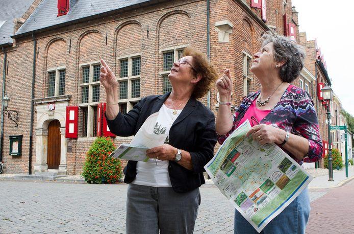 De VVV Doesburg is voor veel toeristen in de Hanzestad de eerste stop.