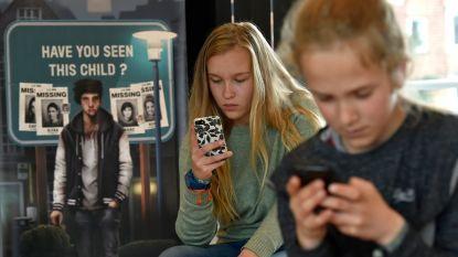 Child Focus ontwikkelt smartphonespel over weglopen