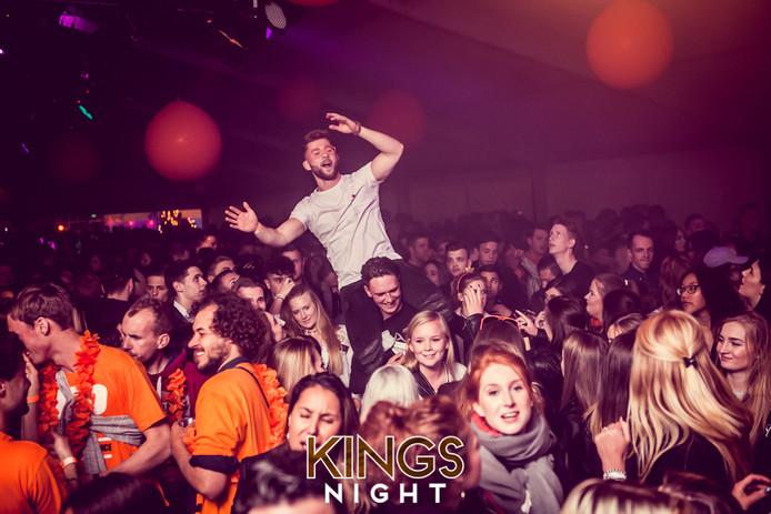 KingsNight-festival in Goes, ook georganiseerd door Evency.