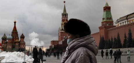La Russie bat encore de nouveaux records de cas de Covid-19