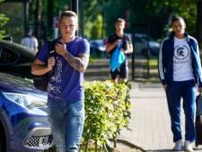 Daverveld moet trainingskamp PSV laten schieten