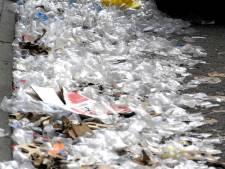 Proef 'tegen' verplichte statiegeldbeker: horeca zamelt wegwerpbekers in voor recycling op 11-11