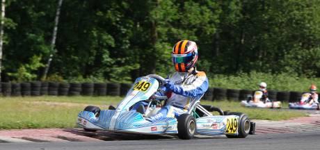 Karter Van Vark uit Woudrichem boekt resultaat op BMC-kampioenschap