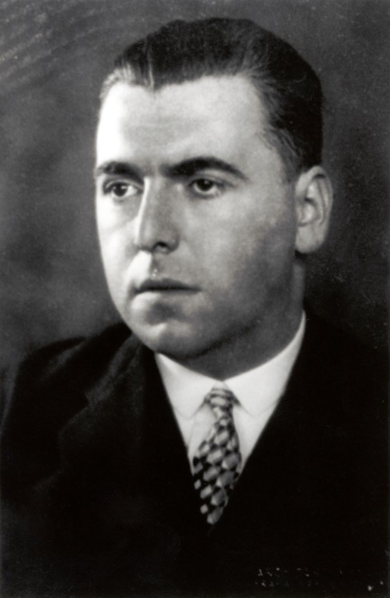 Erwin Schulhoff. Beeld Hollandse Hoogte