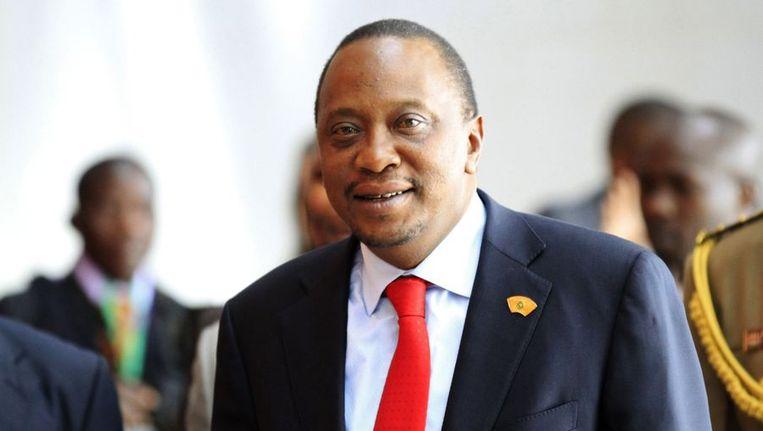 President Kenyatta Beeld reuters