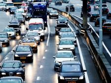 A12 bij Driebergen weer vrijgegeven na ongeluk en kilometers file