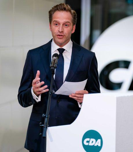 Hugo de Jonge over CDA-strijd: 'Ik voel geen tegenstelling tussen stad en platteland'