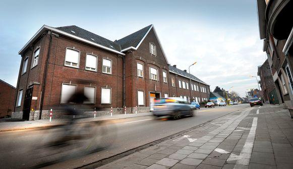 Op de Pottelberg in Kortrijk geldt een snelheidsbeperking van 50 km/u.