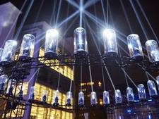 Stichting GLOW Eindhoven gaat internationale samenwerking aan met lichtfestivals (video)