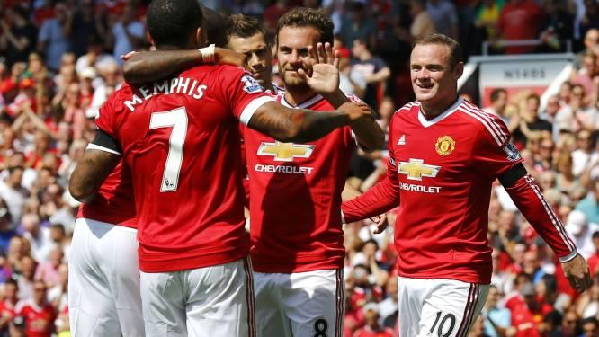 Slap United heeft genoeg aan owngoal om vier Spurs-Belgen opzij te zetten