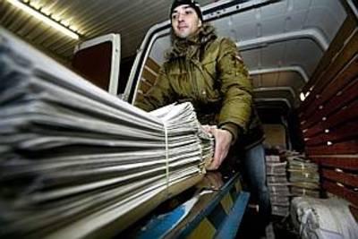 Krantenbezorger (55) overvallen en mishandeld in Zundert