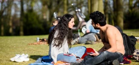 De eerste officiële lentedag was zondag een feit en dit is hoe Brabant genoot van de zon